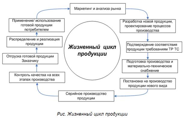 Жизненный цикл косметики